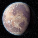 Tatooine, fiktivní planeta z filmu Hvězdné války. Zdroj: Wikipedia.